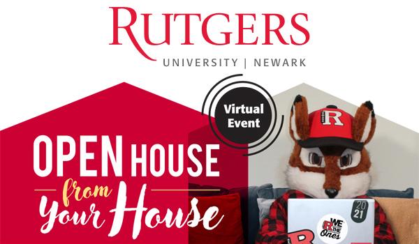 Rutgers University Newark Open House